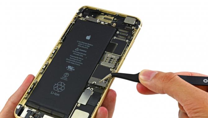 Fejl på iPhone 6S: Sådan får du nyt gratis batteri
