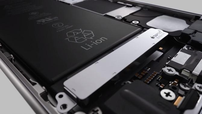 Apple: Derfor går iPhone 6s pludselig i sort
