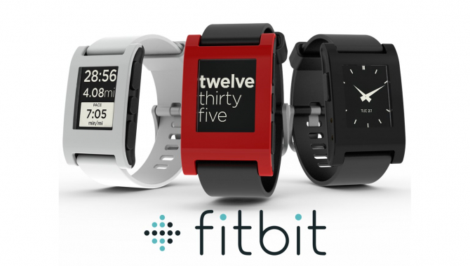 Fitbit tæt på køb af Pebble – Nye tider for smartwatches?