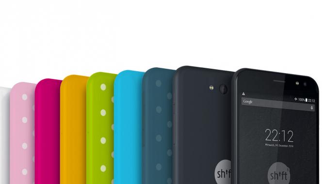 SHIFT PHONE: tysk mobilproducent satser på kærlighed
