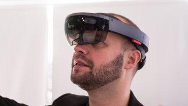 Microsoft HoloLens: Værktøj med kæmpepotentiale [TEST]