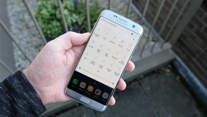 Tredje Android Nougat-beta ude til Galaxy S7 og S7 Edge