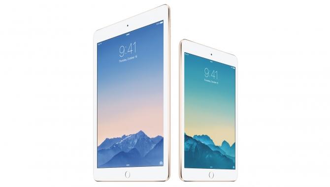Rygte: Apple lancerer ny iPad-størrelse til foråret