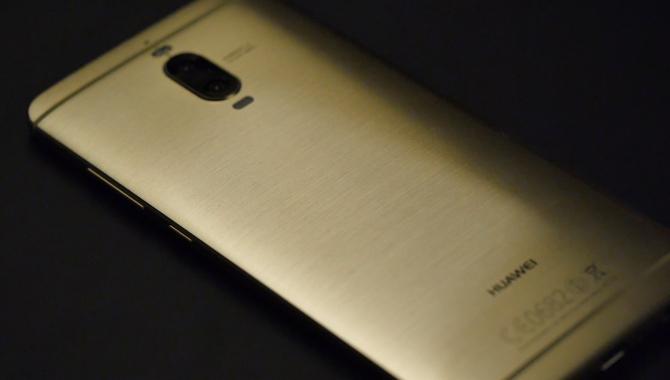 Huawei Mate 9 Pro – første kig [WEB-TV]