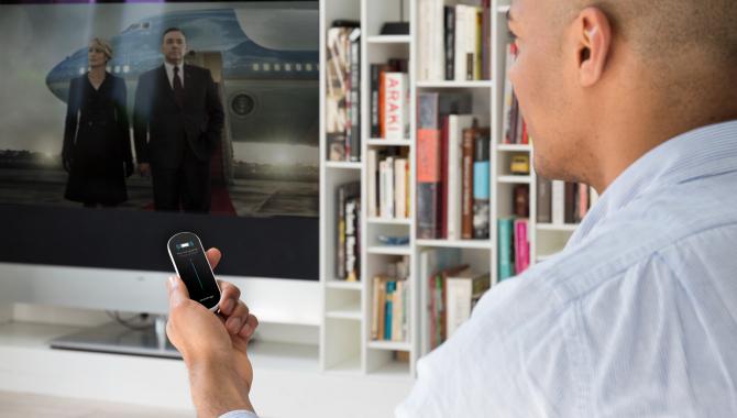 Kickstarter-projekt: Styr hele dit hjem med én remote