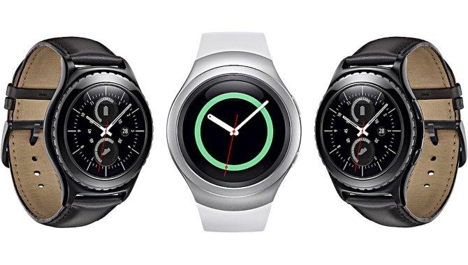 Samsung Gear S3 kan købes i Danmark den 2. december