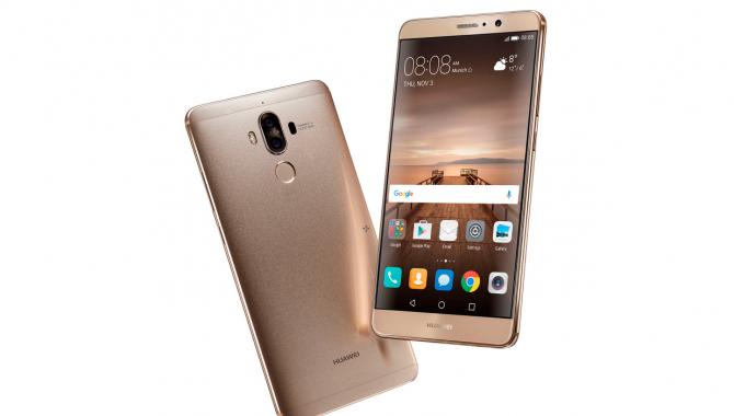 Huawei Mate 9 processor testet: slår flere rekorder