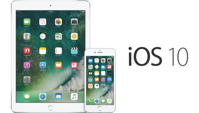 Apple: 60 % af alle iPhones og iPads kører nu iOS 10