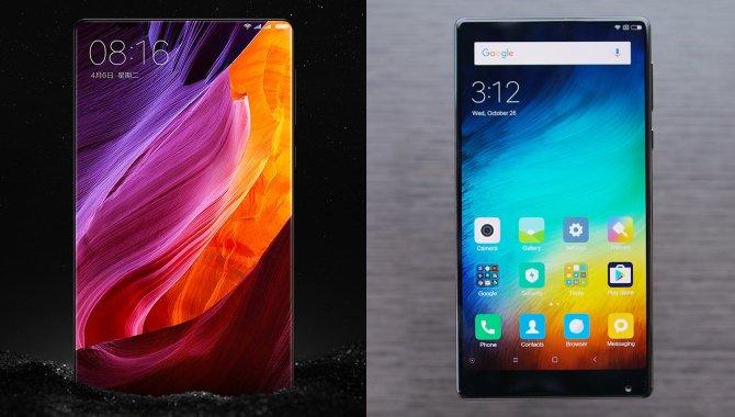 Fusk med pressefotos: Xiaomi Mi Mix er ikke 'kantløs'