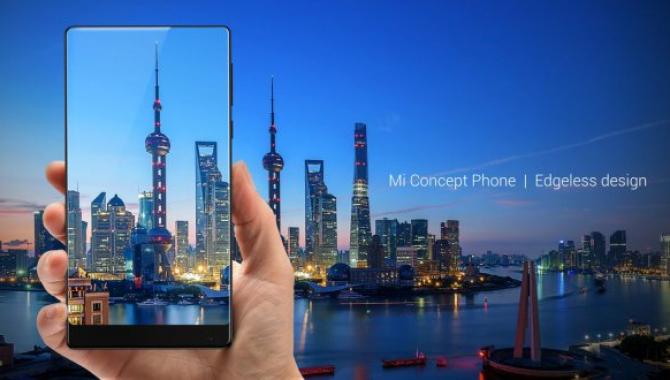 Xiaomi MIX – en topmobil der helt dropper kanterne