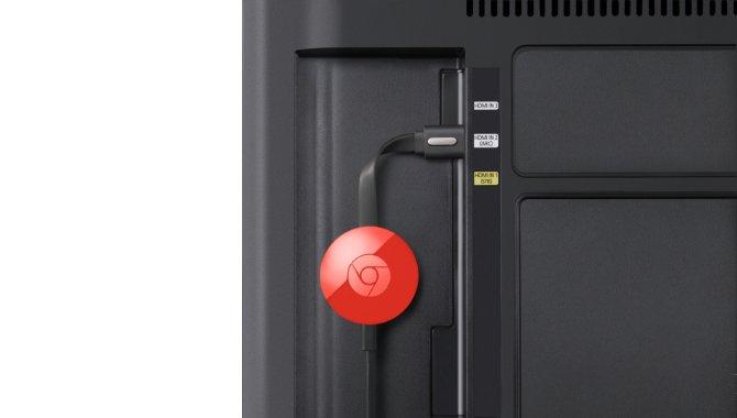 Sådan tænder du dit tv med Chromecast [TIP]