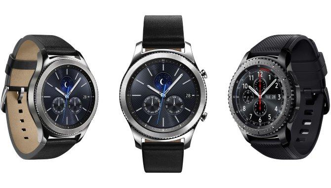 Avis: Samsung Gear S3 klar næste måned