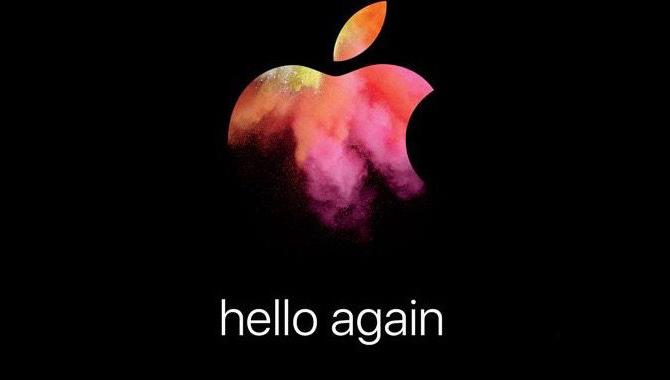 Så er det officielt: Apple afholder snart nyt event