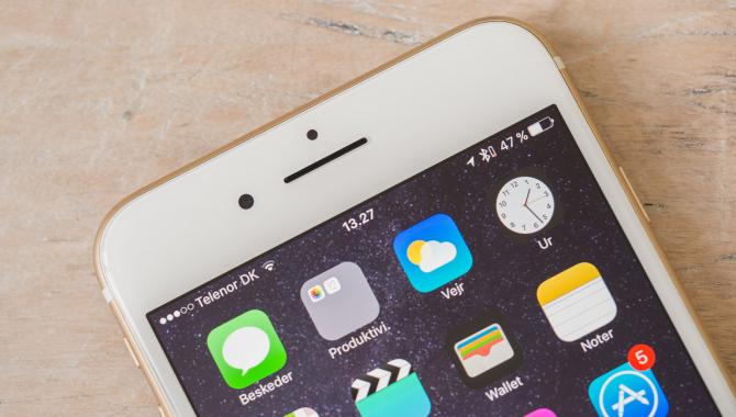Kunder strømmer til Apple på grund af Samsung Note 7