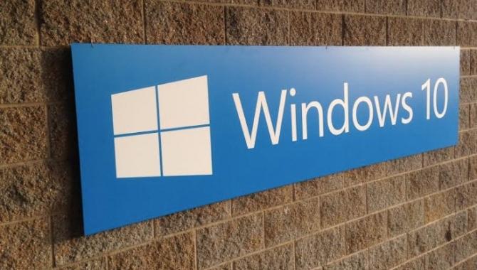 Microsoft røber hvornår næste Windows 10 udkommer