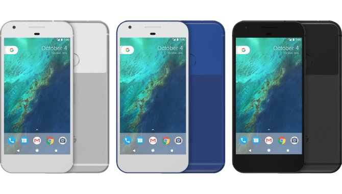 Google Pixel dukker op i dansk nethandel