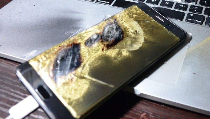 Samsung ved ikke, hvorfor Galaxy Note 7 bryder i brand