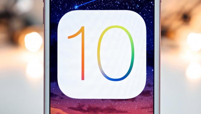 Apples iOS 10 oplever rekordvækst