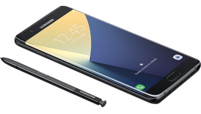 Samsung: Vi stopper al salg af Galaxy Note 7
