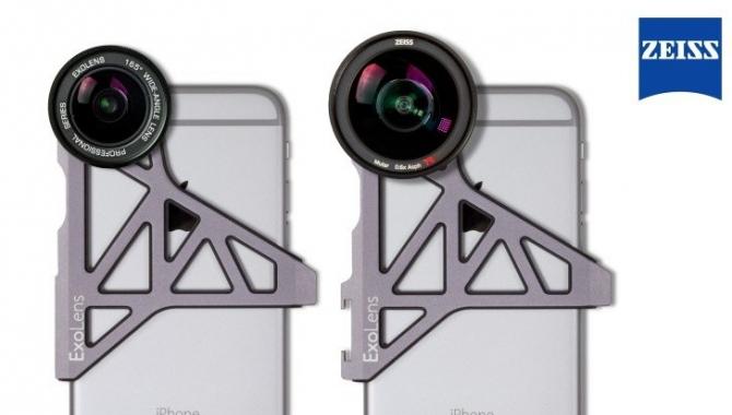 Exolens Pro – en Zeiss-superoptik til iPhone 7
