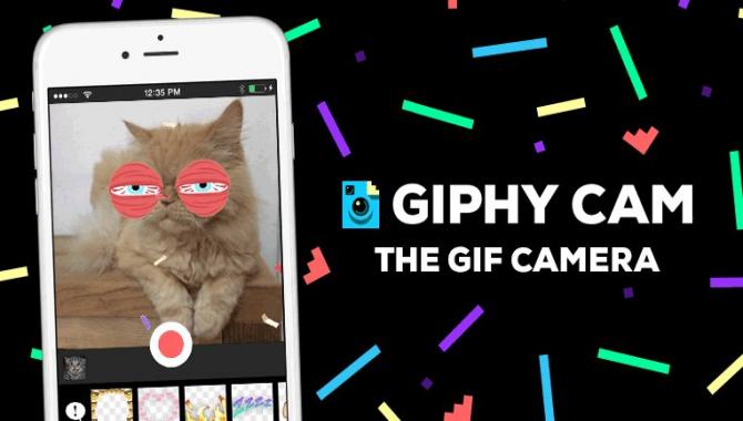 GIFs for alle: Giphy Cam er omsider klar til Android