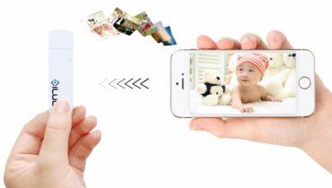 Kickstarter: iLUUN er et trådløst USB-drev til din enhed