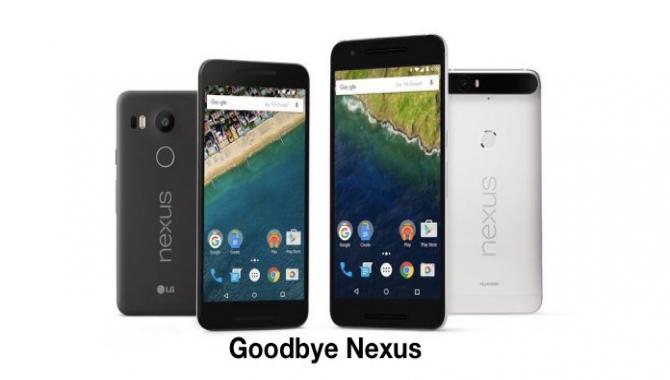 Pixel smider Nexus-mobilerne ud af Google Store