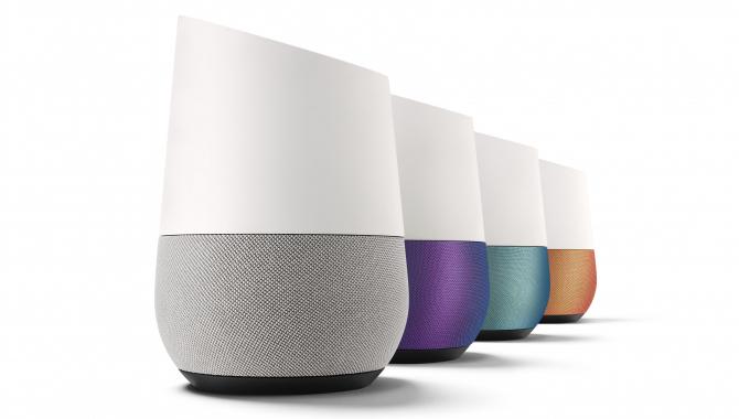 Google Home: Hjemmets personlige assistent
