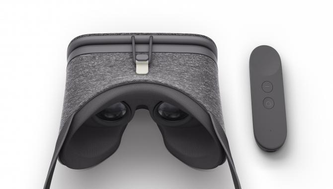 Google Daydream View: Virtual Reality på en ny måde