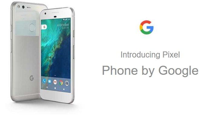 Google-topmodellerne Pixel og Pixel XL er nu officielle