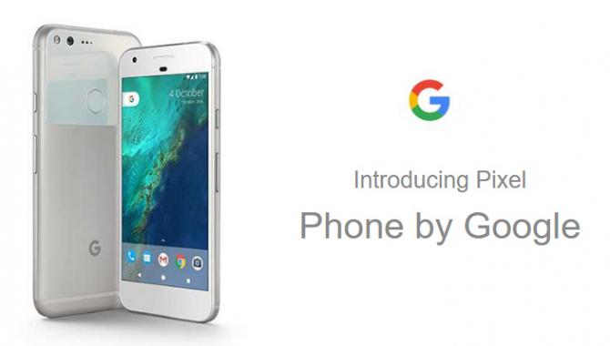 Google Pixel lanceret i smug – her er nyhederne