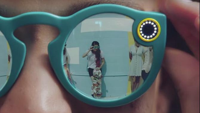 Snapchat lancerer Spectacles – solbriller med kamera i