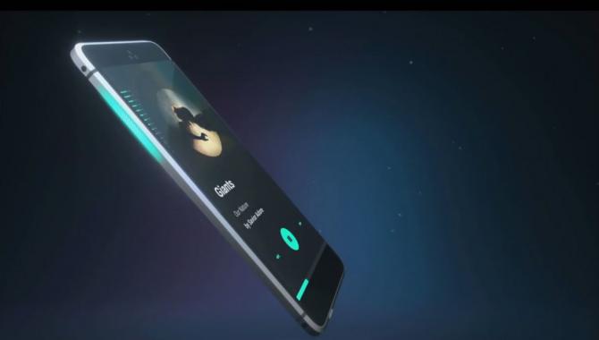 Vildt HTC-koncept: En knapløs smartphone [VIDEO]