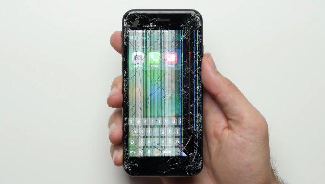 iPhone 7 klarer droptest bedre end iPhone 6s