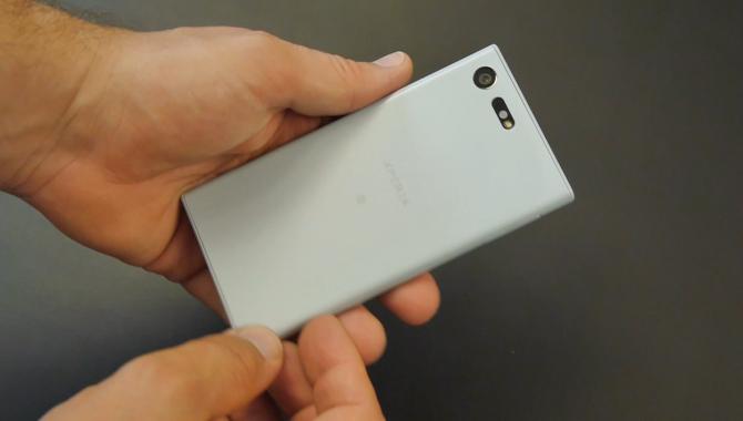 Sony Xperia X Compact – Det første møde [WEB-TV]