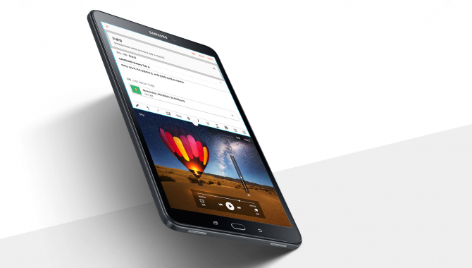 Samsung lancerer Tab A (2016) med Note-funktion