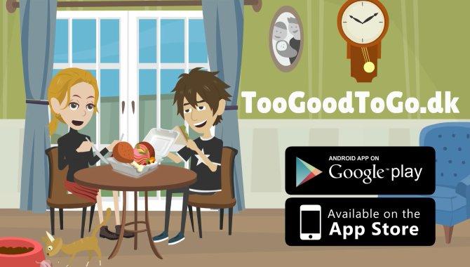 Køb billig mad med appen Too Good To Go og bekæmp madspild [TIP]