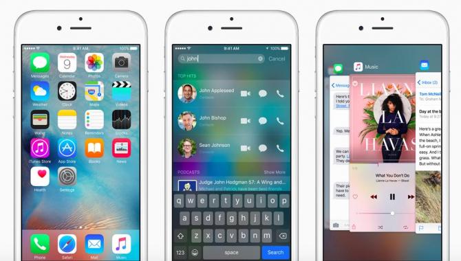 iOS 10: Her er lanceringsdatoen