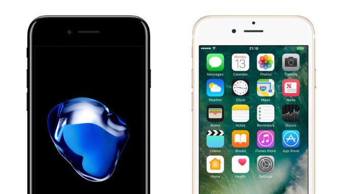 Sammenligning: Se forskellen mellem iPhone 7 og iPhone 6s