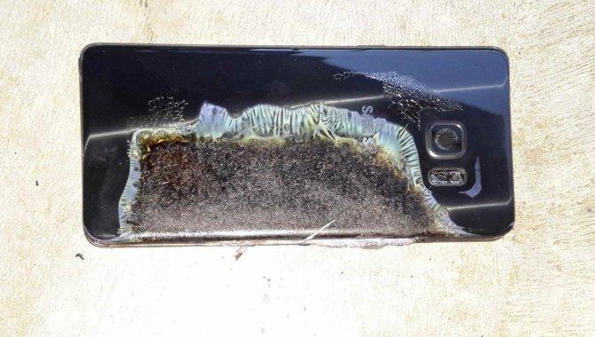 Samsung: Derfor fejler batteriet i Galaxy Note 7