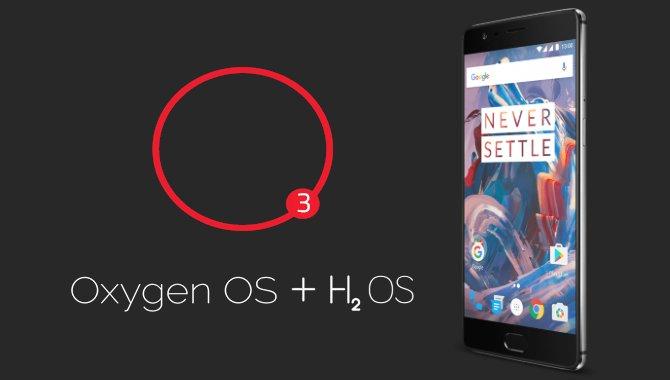 OnePlus slår nu OxygenOS sammen med HydrogenOS