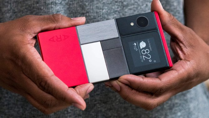 Google dropper den modulopbyggede Project Ara-smartphone
