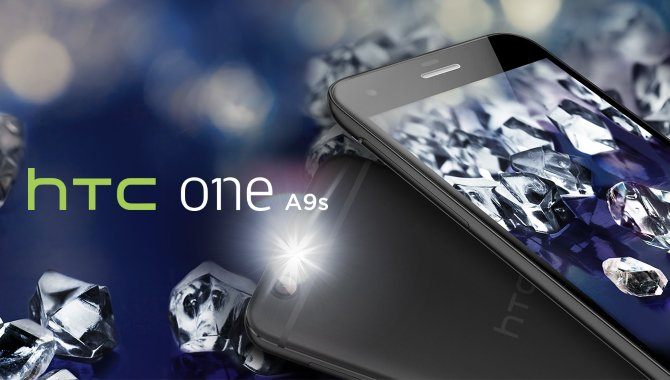 HTC One A9s er officiel: Billigere og skrabet One A9