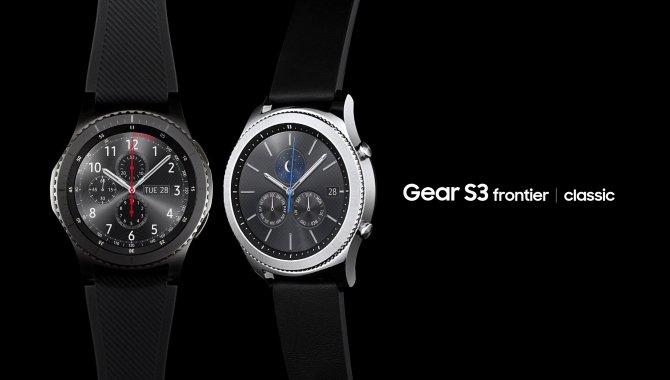 Samsung Gear S3 er officiel i varianterne Classic og Frontier