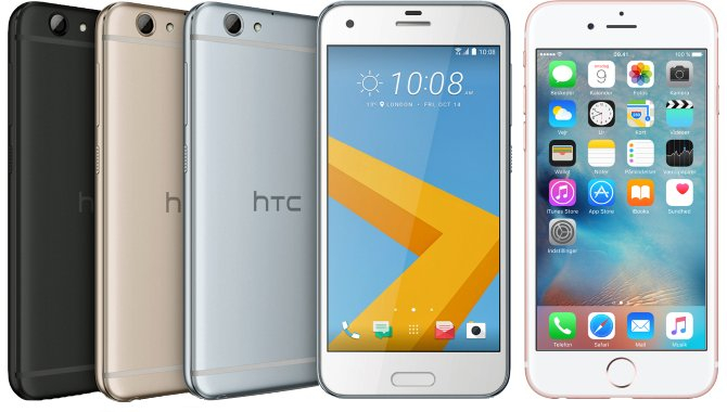 HTC gør det igen: Ny iPhone-klon på vej