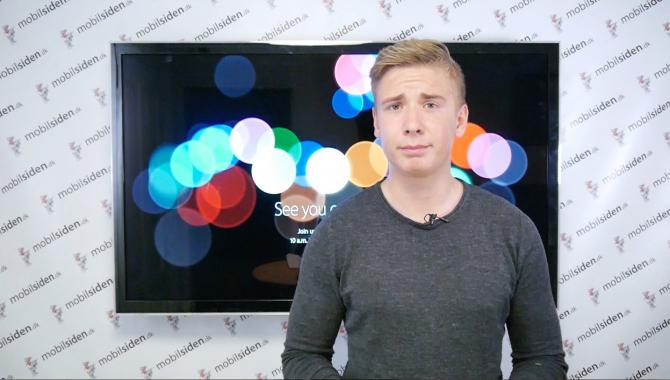 iPhone 7: Her er hvad vi forventer [WEB-TV]