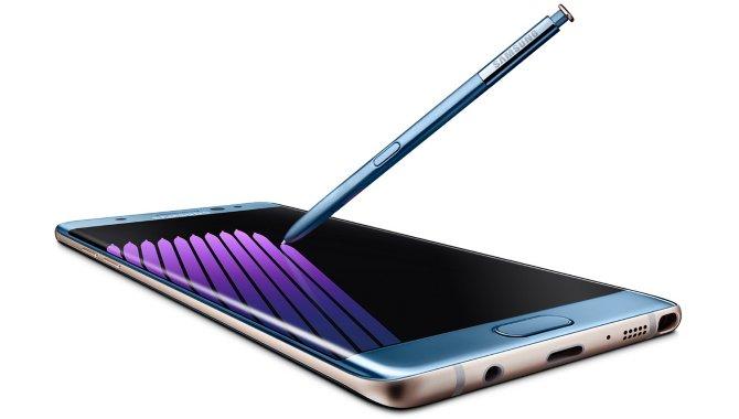 Officielt: Samsung Galaxy Note 7 er forsinket i Danmark