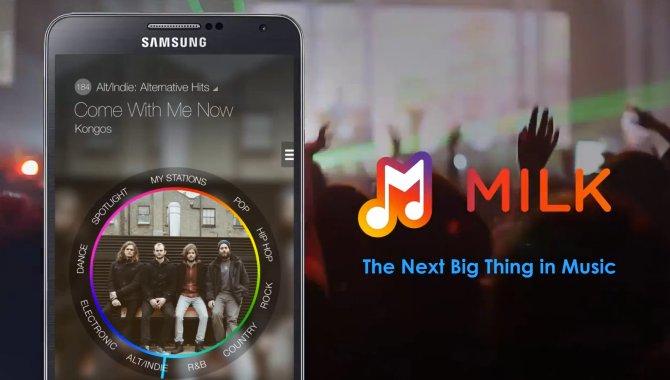 Samsung afliver mislykket musikstreamingtjeneste