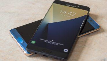 Samsung Galaxy Note 7 – Årets bedste [TEST]