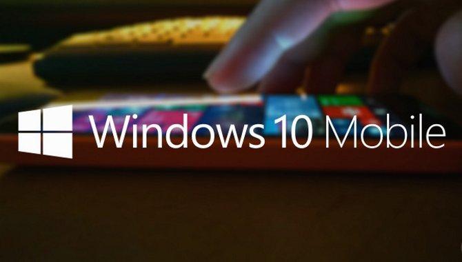 Nu ruller Windows 10 Mobile-jubilæumdopdateringen ud